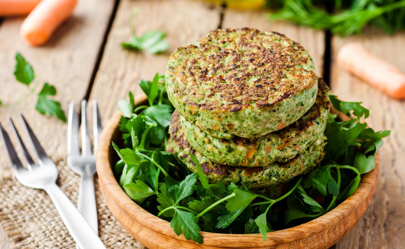 Ben noto Hamburger con spinaci - Cedior FA23