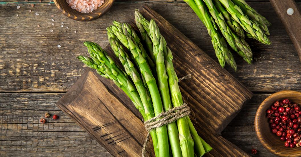 Curiosità e benefici degli asparagi
