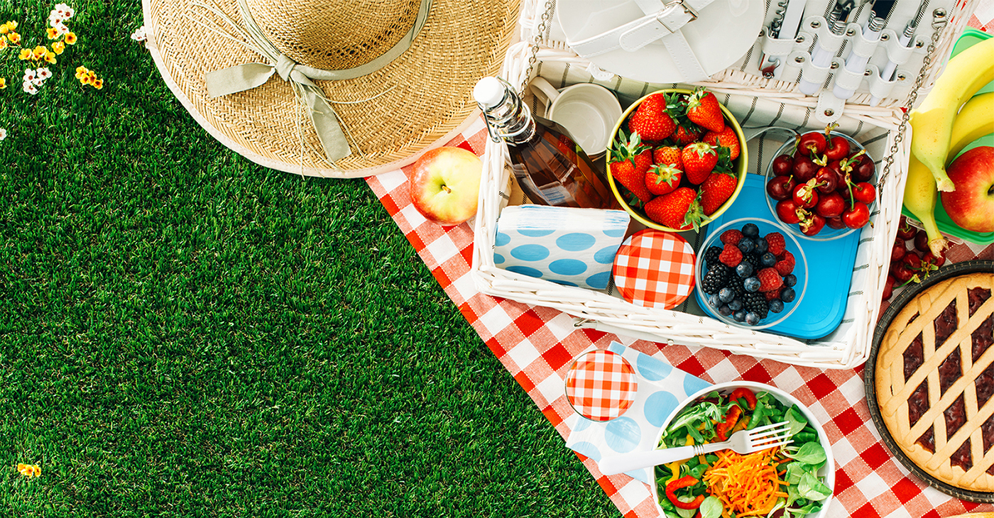Le ricette da picnic