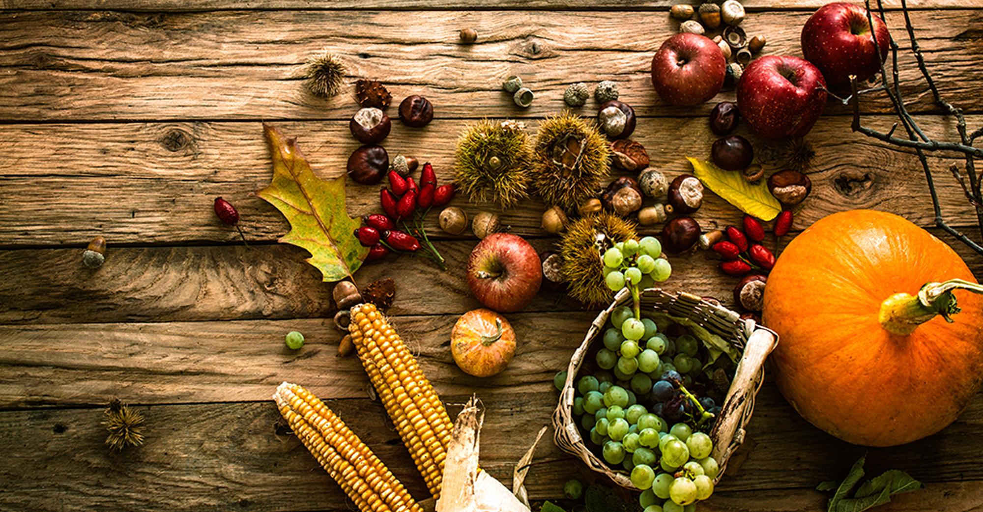 Combattere l'influenza con gli ortaggi di stagione