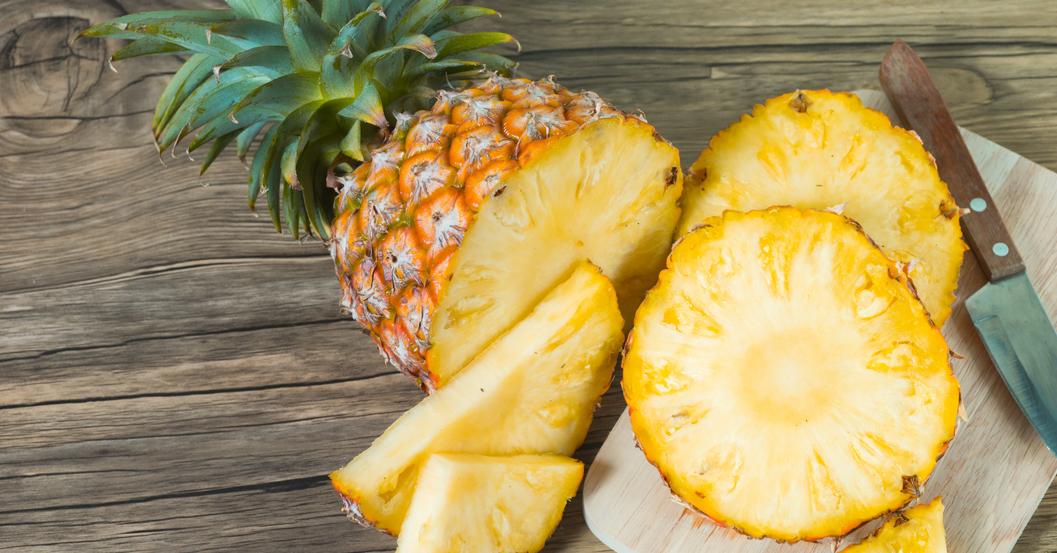 Curiosità e benefici dell'Ananas