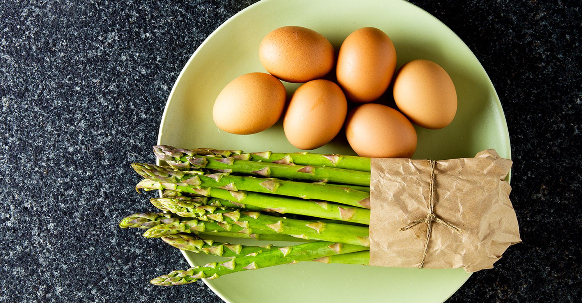 Quiche asparagi e patate, gusto e salute!