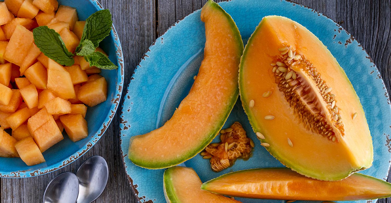 Curiosità e benefici del melone