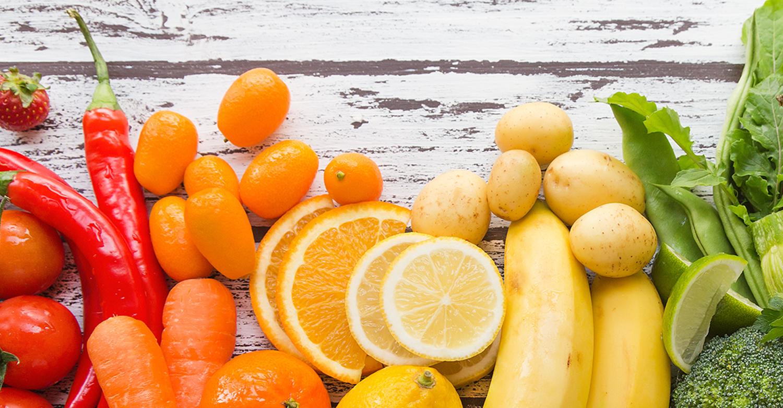 Giallo e arancione: i colori dell'estate!