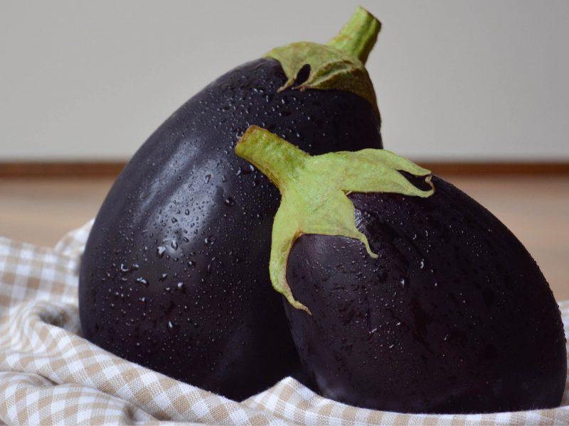 Curiosità e benefici della melanzana